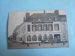 Arras (pas De Calais ) Fabricant D'huiles Alexandre Caron - Arras