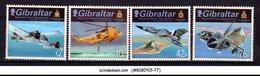 GIBRALTAR - 2012 ROYAL AIR FORCE SQUADRONS / AVIATION - 4V - MINT NH - Gibraltar