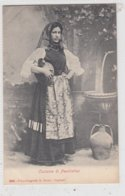 Costume Di Paulilatino. - Italia