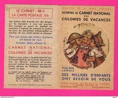 COUVERTURE DE CARNET CPA (Ref Z1179 ) (ILLUSTRATEUR G. BOURET) Pas De CPA à L'intérieur (Publicité) - Bouret, Germaine