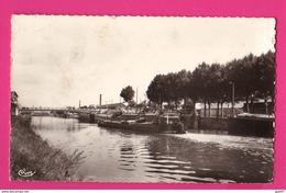 CPSM PF (Ref Z1158) (59 NORD)   DOUAI  La Dérivation De La Scarpe - Douai