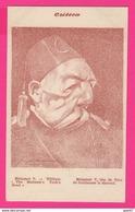 CPA (Réf Z 1084) (MILITARIA GUERRE 14-18) MAHOMET V, Tête De Turc De Guillaume Le Dément - Humoristiques
