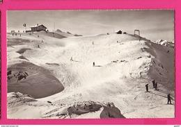 CPSM PF (Réf Z944) LEYSIN (SUISSE) Champs De Skis De La Berneuse - VD Vaud