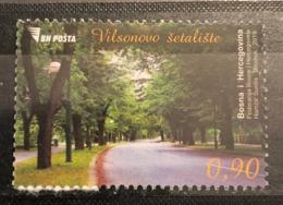 Bosnia And Hercegovina, 2019, Avenue -Wilson's Promenade (MNH) - Bosnia And Herzegovina