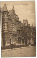 Anvers - Maisons De L'Avenue Cogels (G. Hermans N° 392) - Antwerpen
