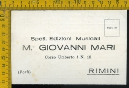 Rimini Forlì - Rimini