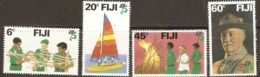 Fiji  1982  SG  628-31 Scouting  Unmounted Mint - Fiji (1970-...)