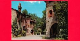 ITALIA - EMILIA-ROMAGNA - Cartolina Viaggiata Nel 1983 - Grazzano Visconti (Piacenza) - Scorcio Panoramico - Autres Villes
