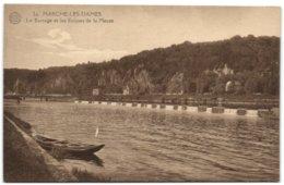 Marche-les-Dames - Le Barrage Et Les Ecluses De La Meuse - Namur