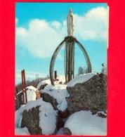 ITALIA - Toscana - Cartolina Viaggiata Nel 1982 - Monte Amiata (Grosseto) - Madonnina Degli Scouts - Italia