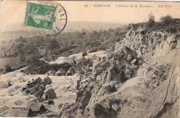50 MORTAIN CARRIERES DE LA MONTJOIE - Autres Communes