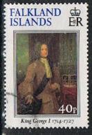 FALKLAND ISLANDS 190813 - 2000 40p British Monarchs VF Used - Falklandeilanden