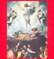 ITALIA - CARTOLINA Viaggiata Del 1983 - Roma – Pinacoteca Vaticana - Trasfigurazione - Raffaello Sanzio - Musei