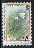 FALKLAND ISLANDS 190817 - 2003 40p Christmas VF Used - Falklandeilanden