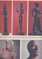 (pagine-pages)GLI ETRUSCHI   Tempo1955/18. - Libri, Riviste, Fumetti