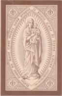 Non Melanie Moncarey-poperinghe -brugge 1888 - Devotion Images