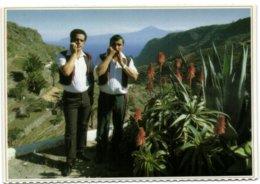 El Silbo Gomero - Las Rosas - Tenerife