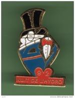 NUIT DE L'HYDRO 1992 *** 1052 - Pin's