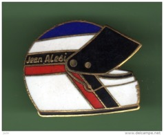 F1 *** CASQUE J.ALESI *** 1052 - Automobile - F1