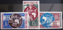 DAHOMEY                 P.A 47/49                    NEUF** - Bénin – Dahomey (1960-...)