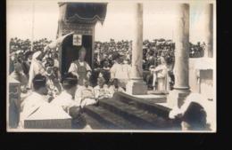 CPA/033.....CARTE PHOTO CARTHAGE ...CONGRES EUCHARISTIQUE 1930 - Tunisie