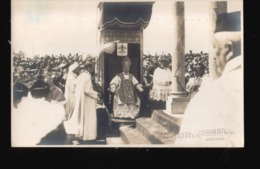 CPA/035.....CARTE PHOTO CARTHAGE ...CONGRES EUCHARISTIQUE 1930 - Tunisie