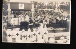 CPA/038.....CARTE PHOTO CARTHAGE ...CONGRES EUCHARISTIQUE 1930 - Tunisie