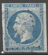 FRANCE - Oblitération Petits Chiffres LP 2283 NOGENT-SUR-VERNISSON (Loiret) - Marcofilie (losse Zegels)