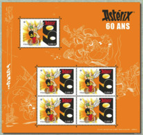 France 2019 - Astérix 60 Ans ** (Mini Feuille) - Unused Stamps
