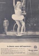 (pagine-pages)PUBBLICITA' SQUIBB   Tempo1955/43. - Libri, Riviste, Fumetti
