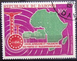 DAHOMEY                 P.A 65                    OBLITERE - Bénin – Dahomey (1960-...)