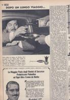 (pagine-pages)PUBBLICITA' CARPANO   Tempo1955/28. - Libri, Riviste, Fumetti