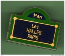 PARIS *** LES HALLES 1er Arr *** 1052 - Villes