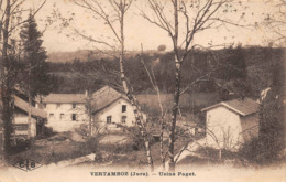Vertamboz Boissia Canton Clairvaux Usine Paget - France