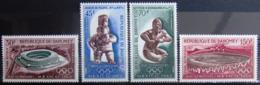 DAHOMEY                 P.A 89/92                    NEUF** - Bénin – Dahomey (1960-...)