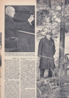 (pagine-pages)JEAN SIBELIUS   Tempo1955/28. - Libri, Riviste, Fumetti