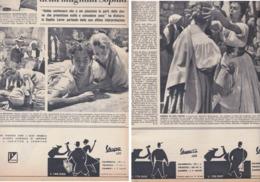 (pagine-pages)PUBBLICITA' VESPA   Tempo1955/28. - Libri, Riviste, Fumetti