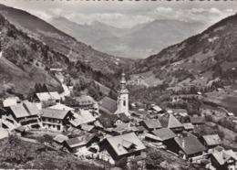 Suisse - En Avion Au Dessus De Val D'Illiez - VS Valais