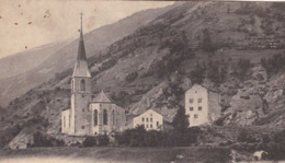 Suisse - Valais -  Rarogne L'eglise - VS Valais