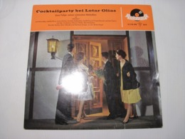 Cocktailparty Bei Lotar Olias Disque POLYDOR TBE - Vinyl-Schallplatten