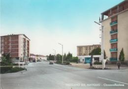 TREZZANO SUL NAVIGLIO, MILANO - Circonvallazione - Fg, Viaggiata - Milano (Milan)