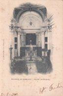 Souvenir De Gembloux Eglise (intérieur) - Gembloux