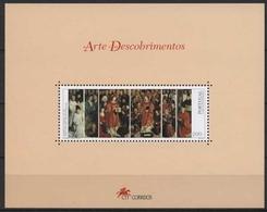 Portugal 1995 Kunstschätze Gemälde Block 111 Postfrisch (C91199) - Blocks & Kleinbögen