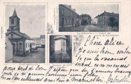 Genappe N° 18 Place Communale Rue Bruxelles Tombeau Du Comte Duhesme - Genappe