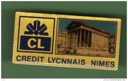 CREDIT LYONNAIS *** NIMES *** 1052 - Banques