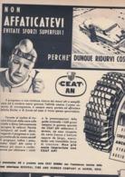(pagine-pages)PUBBLICITA' CEAT   Tempo1955 - Libri, Riviste, Fumetti