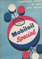 (pagine-pages)PUBBLICITA' MOBILOIL   Tempo1955 - Libri, Riviste, Fumetti