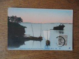 (THREE VIEW IN JAPAN) MATSUSHIMA INLAND SEA - Autres