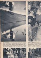 (pagine-pages)LA PISTA DI MONZA:LA SOPRAELEVATA    Tempo1955. - Libri, Riviste, Fumetti