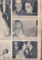 (pagine-pages)LUCIA BOSE'+SILVANA PAMPANINI    Tempo1955. - Libri, Riviste, Fumetti